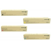 Xerox DocuColor 240/250/242/252/260 CMYK set toner