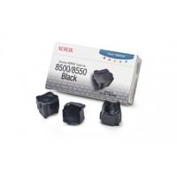 Xerox Phaser 8500/8550 zwart 3-pack