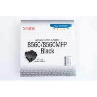 Xerox Phaser 8560 zwart 6-pack