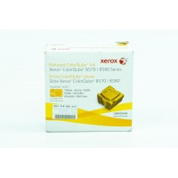 Xerox ColorQube 8570/8580 4 gele ColorStix Pagepack