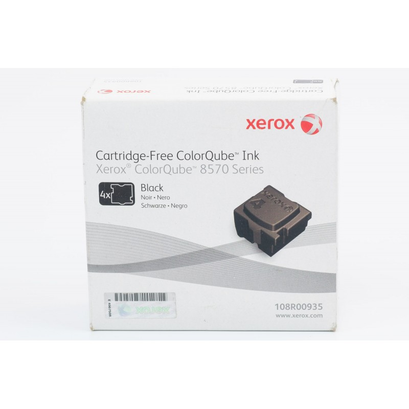 Xerox ColorQube 8570 4 black ColorStix